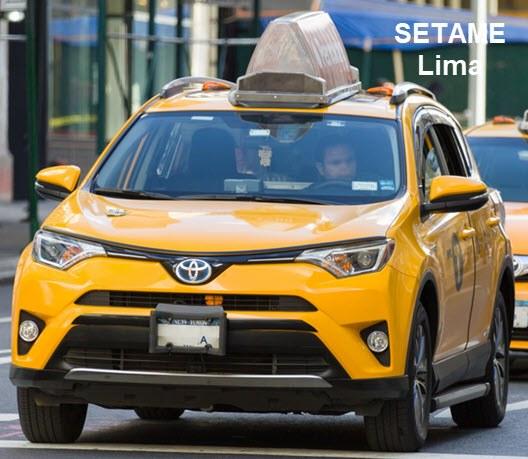 Tabla de Infracciones del Setame en Lima